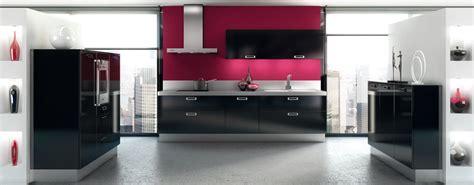 plan de travail violet la cuisine le des cuisines