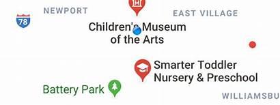 York Latimes Toddler Map