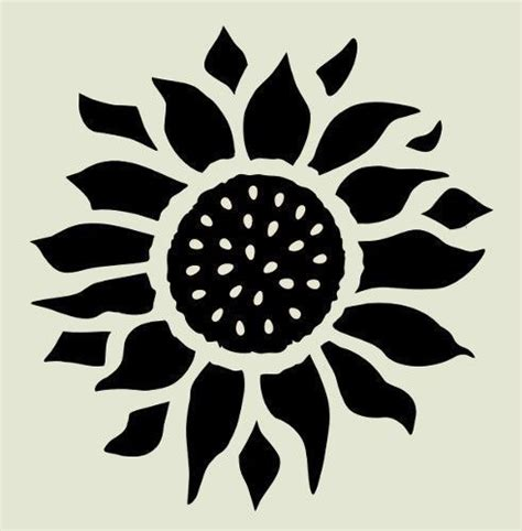 image result  sunflower silhouette  pumpkin carving