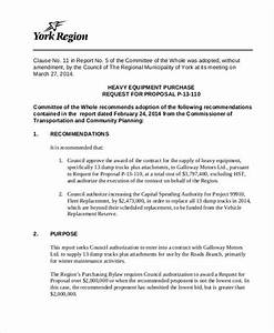 purchase proposal template great contractor proposal With vehicle management system project documentation pdf