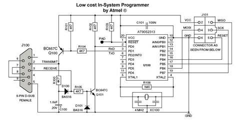 avr isp programmer  system programmer