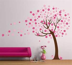 Baum Mit Weißen Blüten : moderne wandbilder f r ihre wohnung ~ Michelbontemps.com Haus und Dekorationen