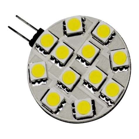 le led g4 12 volts oule cing car g4 12 led smd ac 12 volts dc10 30 volts 2 4 w blanc chaud ebay