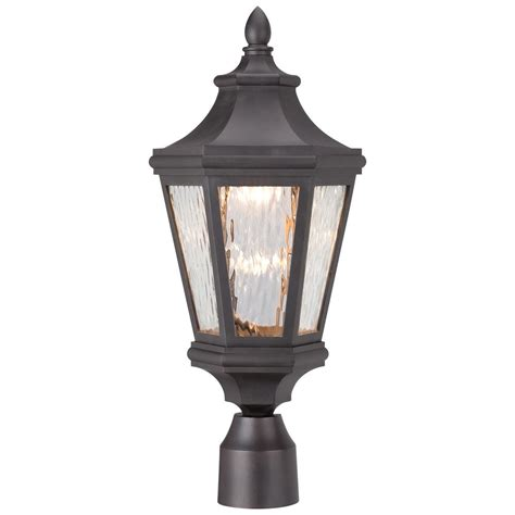 led light bulb for outdoor l post the great outdoors by minka lavery hanford pointe outdoor