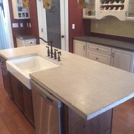concrete countertops appleton kitchen countertops fox