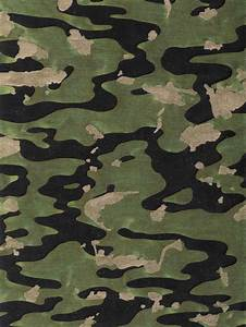 Camo Isole In Army