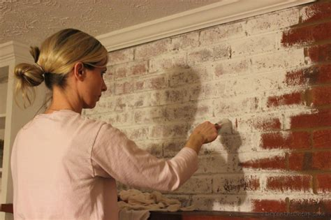 what paint to use for whitewash did you want to whitewash brick fireplace in your house fireplace design ideas