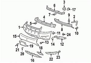 2007 Chevy Suburban Parts Diagram