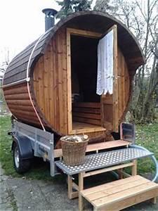 Welche Sauna Kaufen : mobile sauna bambino in ehingen bei ulm badetonnen und saunen aus holz ~ Whattoseeinmadrid.com Haus und Dekorationen