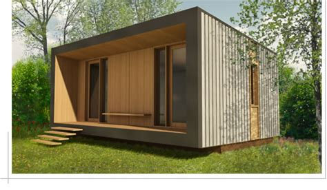 construire un bureau en bois bureau vert