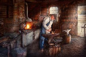 Blacksmith - The Smith Photograph by Mike Savad