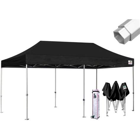 eurmax professional  ez pop  canopy wedding party tent instant outdoor gazebo aluminum
