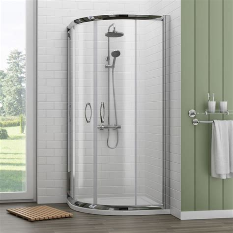 Small Shower Enclosures by Best 25 Quadrant Shower Enclosures Ideas On