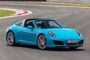 Porsche 911 Targa : 2016 porsche 911 targa 4s review first drive motoring research ~ Medecine-chirurgie-esthetiques.com Avis de Voitures