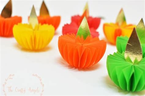 Diwali Diya Decoration Ideas For Kids Elitflat