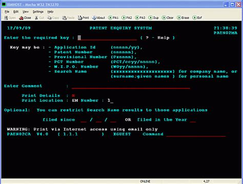Tn3270 Terminal Emulation For Windows 7/8