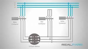 Abb Dol Starter Wiring Diagram
