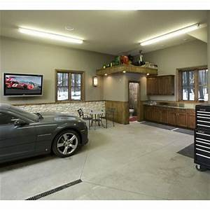 garage interiors design ideas pictures remodel and With 3 car garage interior design ideas