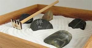 diy un jardin zen miniature pour decorer la piece et relaxer With mini jardin zen interieur
