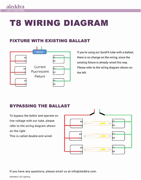 T12 Wiring Diagram by Ge T12 Ballast Wiring Diagram Gallery