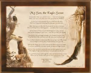 Eagle Scout Mother Poem
