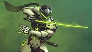 Overwatch Genji Wallpapers High Resolution Gaming HD