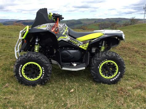 can am renegade 1000 can am renegade 1000 xxc in llanfyllin powys gumtree