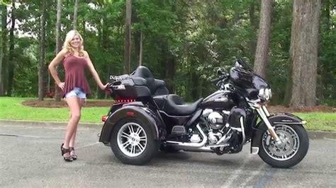 Used 2014 Harley Davidson Trike Three Wheeler For Sale
