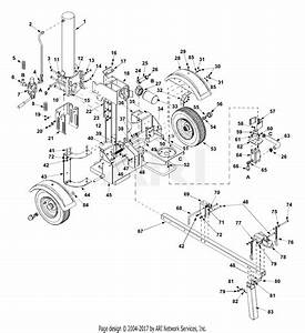 Mtd 24af550c129  2004  Parts Diagram For General Assembly