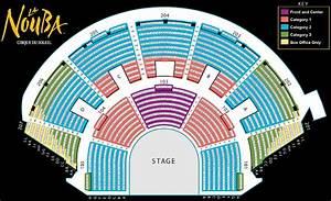 Cirque Du Soleil Disney Springs Seating Chart 5 Razões Para Ver Cirque Du Soleil La Nouba