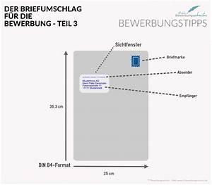 Bild Hochkant Format : bewerbung briefumschlag versandtasche tipps beschriftung mehr ~ Orissabook.com Haus und Dekorationen
