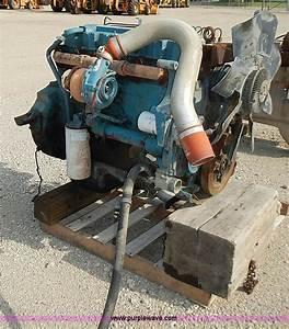 1991 International Navistar Dt466 7 6l L6 Diesel Engine