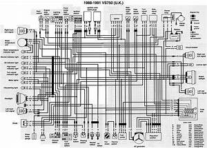 1990 Suzuki Vs750 Wiring Diagram
