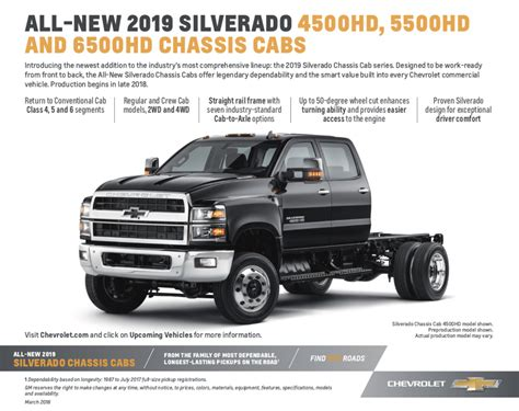 2019 gmc hd 4500 chevrolet unveils the 2019 silverado 4500hd 5500hd and