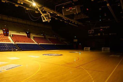 configuration basket besancon basket club