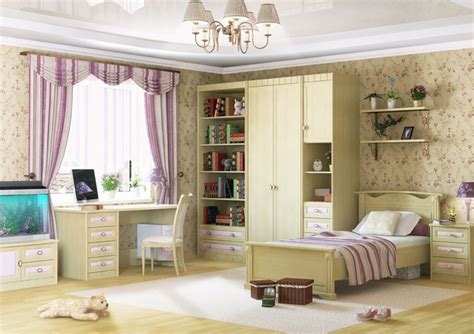 Teen Bedroom Furniture And Room