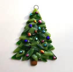 new fused glass christmas ornament class bristol tn