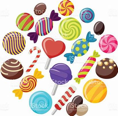 Clipart Candies Sweets Istock Station Experiment Clipartstation