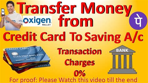 Is transferring money from credit card to a bank account. Transfer money from credit card to bank account without ...