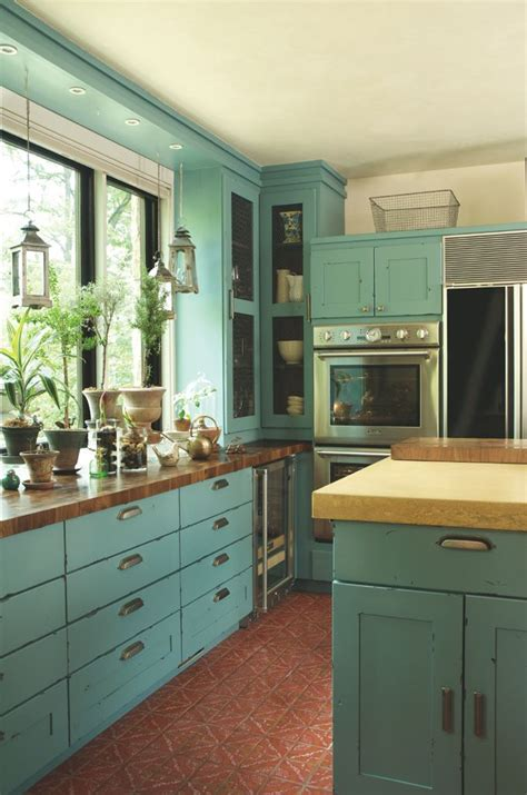 turquoise kitchens images  pinterest kitchens