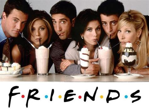 FRIENDS-The One Which Is The Best TV Series (Sit-com) Ever