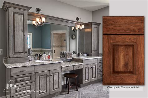 Bathroom Cabinet With by Vanities Bathroom Cabinets Haas Cabinets