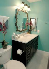 turquoise guest bathroom eclectic bathroom other metro by rjk construction inc - Turquoise Bathroom Ideas