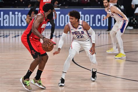 Matisse Thybulle's value to the Sixers could skyrocket in ...