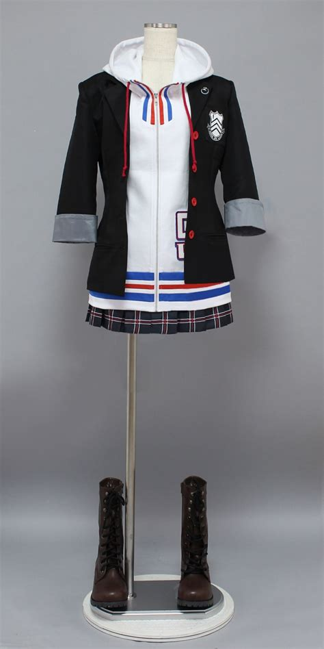P5 Persona 5 Ann Takamaki Outfit Cosplay Costume Anime