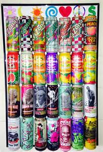 Arizona Iced Tea Cans