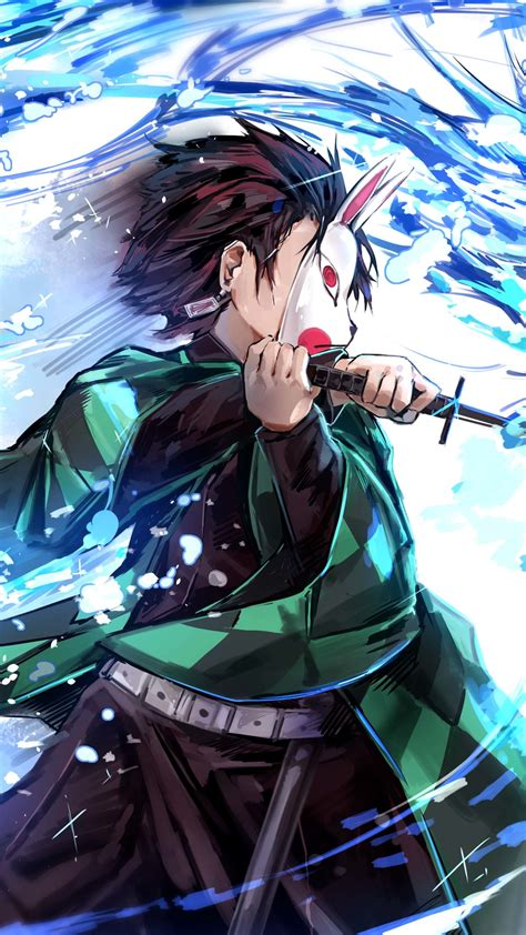 demon slayer kimetsu  yaiba phone wallpapers wallpaper
