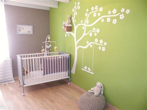 d 233 co chambre enfant vert