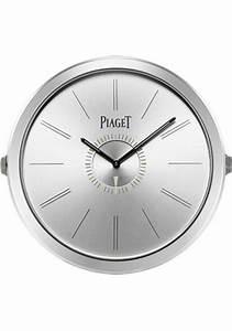 Piaget, Altiplano, Desk, Clock, Watches, From, Swissluxury