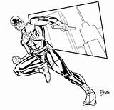 Coloring Pages Daredevil Colouring Azcoloring Az Sonic Goku Sketch Vs Credit Larger Popular sketch template